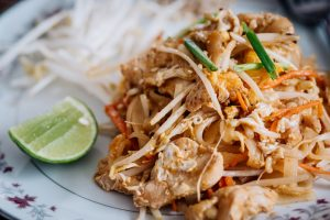 ketogenic pad thai